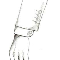 Bleistift Sachillustration